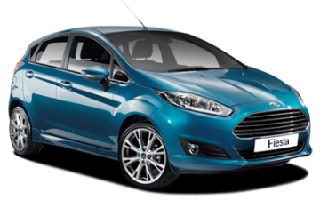 Rent FORD FIESTA ESSENCE OR SIMILAR