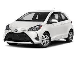 Rent TOYOTA YARIS DIESEL OR SIMILAR