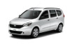 Rent DACIA LODGY 7 PLACES