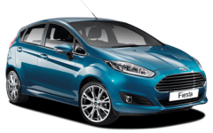 FORD FIESTA ESSENCE OR SIMILAR