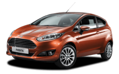 FORD FIESTA DIESEL OR SIMILAR