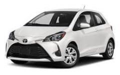 TOYOTA YARIS DIESEL OR SIMILAR