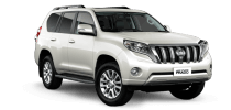 TOYOTA LAND CRUISER PRADO 07 SEATER